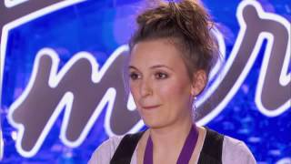 Husband and Wife American Idol Audition - Alex and Jordan Sasser