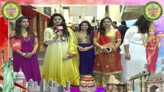 Actress Rachana Maurya on ATA Worlds 1st Telanagana Convention | YOYO NRI EVENTS