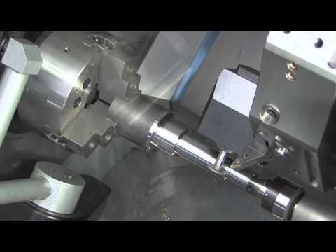 Haas ST 20Y Y-Axis & Live Tooling Lathe Demo