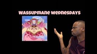 #Wassupmanewednesdays Big mom roast (One Piece)   Tutweezy