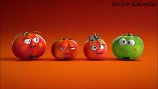 Tatlı Domatesler - Tat ketçap reklamı