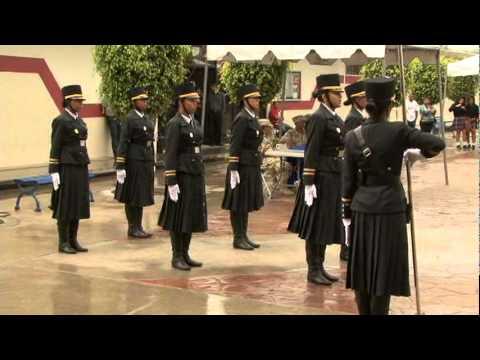 Municipal Bandas de Guerra y Escoltas Tijuana 2011