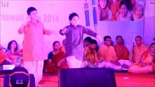 Aha Ki Anando - Gupi Bagha Fire Elo : Chhutir Pathshala @ Oshiwara Saraswati Pujo' 2014