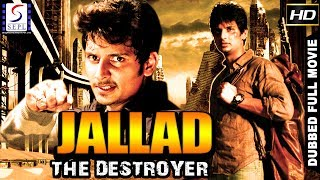Jallad The Destroyer l (2017) South Action Film Dubbed In Hindi Full Movie HD l Jeeva, Pooja