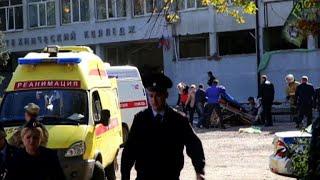 Attack on Crimea college kills at least 17