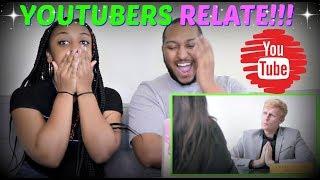 "IISuperwomanII ""Things People Say to YouTubers"" REACTION!!!"