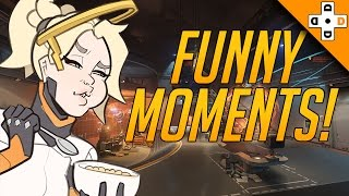 Overwatch Funny & Epic Moments 59 - Highlights Montage