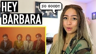 IV Of Spades HEY BARBARA (Official Video) REACTION