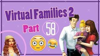 Let's Play Virtual Families 2   Part 58   Strange Kids