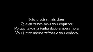 Manu Gavassi - Esse Amor Tão Errado (Com Letra) - Cover