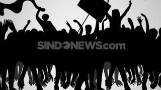 Unjuk Rasa SMA di Makassar Berujung Ricuh