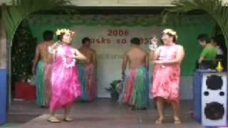 PSTCs-DOST 7 Hawaiian Dance