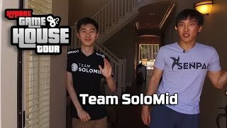 TSM LoL – HyperX Gaming House Tour