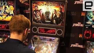 Game of Thrones Pinball Machine