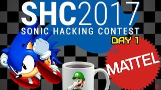 Johnny vs. Sonic Hacking Contest 2017 (Day 1)