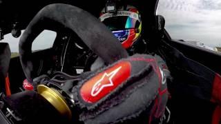 PMW Expo Onboard Lap with Joe Osborne driving the Tolman Motorsport McLaren 570S GT4