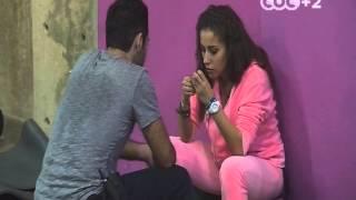 Laila Love Nour and Hate Rana Star Academy 9