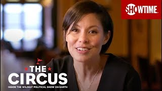 'Meet Alex Wagner' Official Clip | THE CIRCUS | SHOWTIME