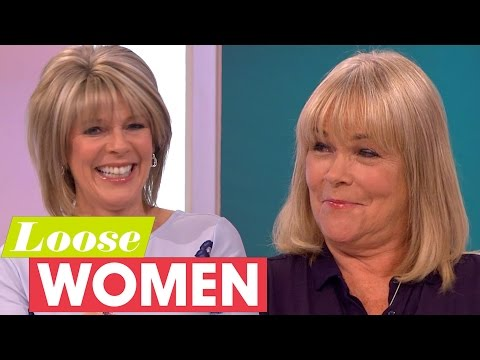 Xxx Mp4 Sex For Over 50s Chat Leaves The Studio In Hysterics Loose Women 3gp Sex