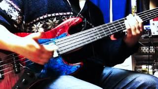 DISCOTHEQUE/Nana Mizuki (Bass Cover Play)