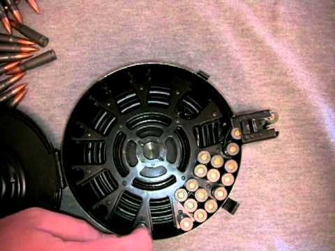 Xxx Mp4 How The Load A 75round Ak47 Drum The RIGHT Way 3gp Sex