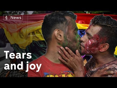 Xxx Mp4 India Court Legalises Gay Sex 3gp Sex
