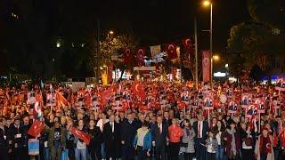29 Ekim 2016 Büyük Cumhuriyet Yürüyüşü