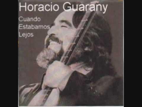 Porque me has visto llorar Horacio Guarany.wmv