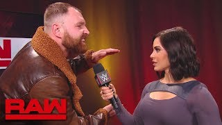 Dean Ambrose sounds off on Seth Rollins' ego: Raw, Dec. 10, 2018