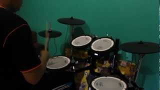 Dia Raja- Favour-True Worshipper Drum Cover