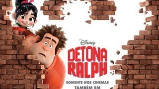 Dubladores - Detona Ralph - (Brasil - Janeiro 2013)