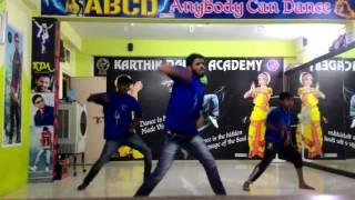 Sardaar Gabbar Singh Title Song Dance Choreography By #KDA....Kamareddy