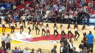 Heat - Nets Dancers 31/1/2017