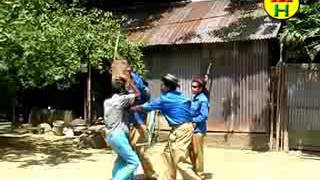 Badaima Bangla comedy   Thanar Constable 1   240P