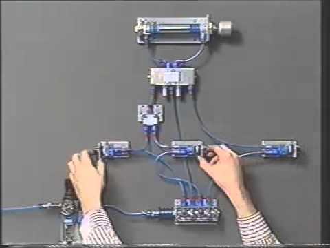 FESTO Estructura de un Sistema de Control Neumático