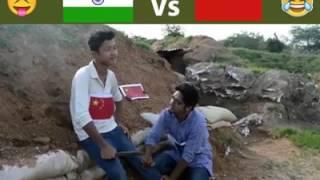 JOKE INDIA VS CHINA WITH PAKISTAN (NEHRU VIDEOS)