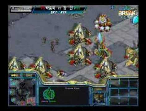 Kingdom vs. Nal_rA Game 1 @Nemesis, July 10th 2007 pt2/3