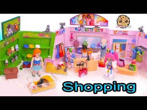 Xxx Mp4 Pet Shop Sport Store And Clothing Shopping Center With Blind Bags Shoppies 3gp Sex