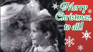 Deck the Halls - Santa Claus Gives Toys to Kids