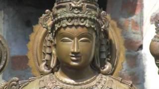 Bronze Masterpiece Vishnu Statue with 10 Avatars: Dasavatar