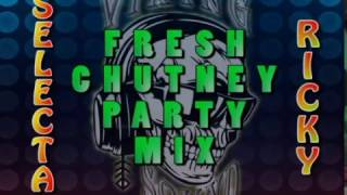 Fresh Chutney Party Mix  By Selecta Ricky