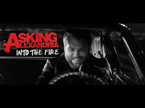 Xxx Mp4 ASKING ALEXANDRIA Into The Fire Official Music Video 3gp Sex
