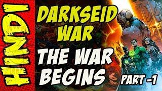 Darkseid War -  The War Begins Part - 1