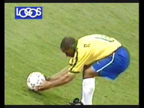 El Mejor Gol de Tiro Libre de la Historia Roberto Carlos
