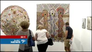 The 5th annual Cape Town Art Fair attracts over 10 000 people