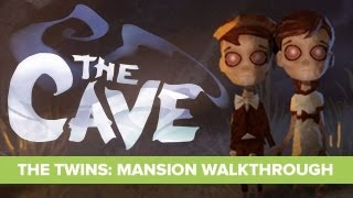 The Cave Twins Walkthrough - Twins Quest - The Mansion