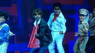 ICICI DANCE with amitabh bachchan