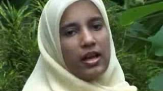 Islamic song islami gan  Children's song Shonali se din kobe khulbe duar