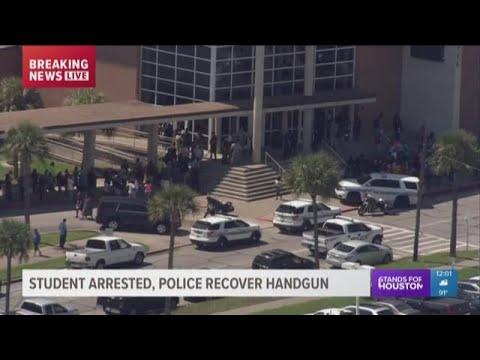 Xxx Mp4 GISD Ball High School Student Arrested After Bringing Gun To School 3gp Sex