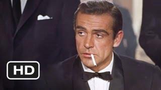Dr. No Movie CLIP - Bond, James Bond (1962) HD
